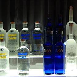 Vodka, tuica, palinca