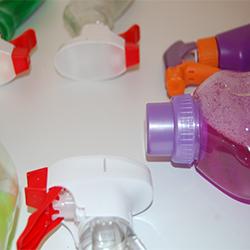 Detergenti diversi