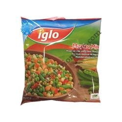 Amestec mexican de legume Iglo 400 gr.