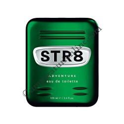 Apa de toaleta STR8 adventure 100 ml.