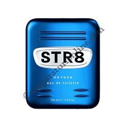 Apa de toaleta STR8 oxygen 100 ml.