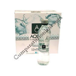 Apa minerala Aqua Carpatica sticla 12x0,33l. pret/sticla
