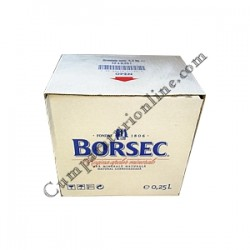 Apa minerala Borsec 12x0,33l. sticla pret/buc.