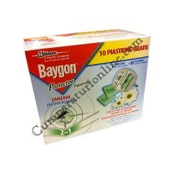 Aparat electric anti-tantari Baygon Protect cu 10 pastile