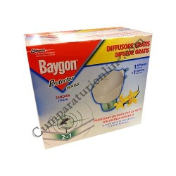 Aparat electric anti-tantari Baygon Protector 30 ml.