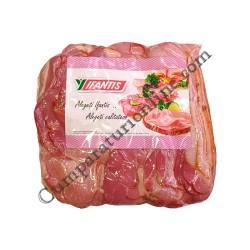 Bacon crud-uscat feliat Ifantis 1 kg.