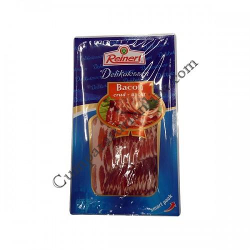 Bacon crud-uscat feliat Reinert 100 gr.