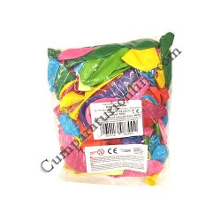 Baloane colorate King Party 26 cm. 100 buc.