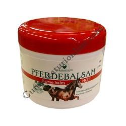 Balsam camforat puterea calului hot Herbamedicus 500 ml.