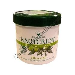 Balsam cu extract de ulei de masline Herbamedicus 250 ml.
