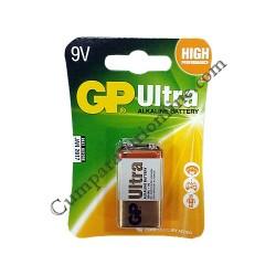 Baterie alkalina GP Ultra R22 9V