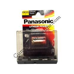 Baterie Panasonic CR123 3V
