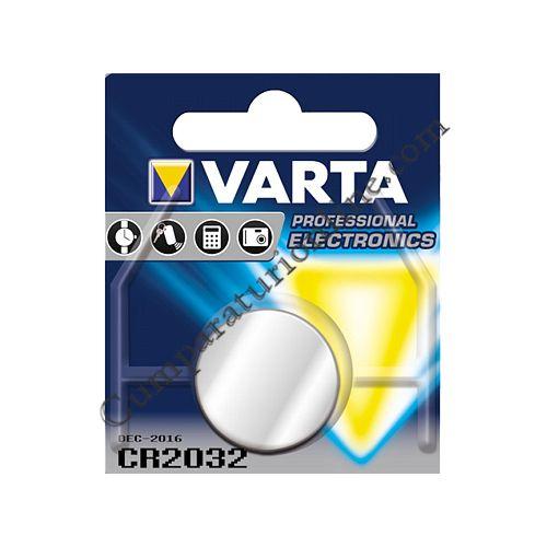 Baterie Varta telecomanda CR2032