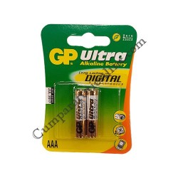 Baterii alkaline GP Ultra LR3 AAA 2buc./set pret/buc.