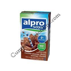 Bautura din soia cu aroma de ciocolata 250 ml. Alpro