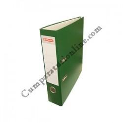 Biblioraft A4 Herlitz PP 8cm. verde