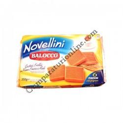 Biscuiti Balocco Novellini 350 gr. cu frisca si miere