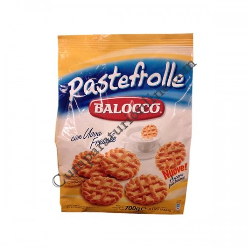 Biscuiti Balocco Pastefrolle 700 gr.
