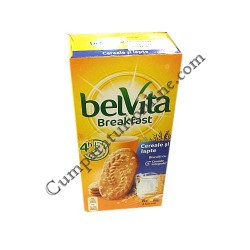 Biscuiti Belvita Start cereale si lapte 300 gr.