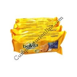 Biscuiti Belvita Start cereale si lapte 50 gr.