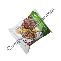 Biscuiti cu cereale glazurati Biscuitii Casei 42 gr.