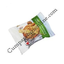 Biscuiti cu cereale si migdale Biscuitii Casei 42 gr.