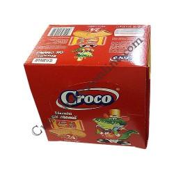 Biscuiti cu crema de cacao Croco 25 gr.