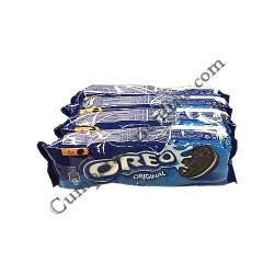 Biscuiti cu crema Oreo 4x66 gr. pret/buc.