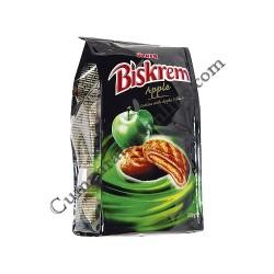 Biscuiti cu umplutura de mere Biskrem Ulker 160 gr.