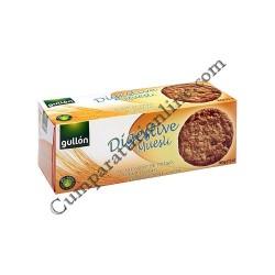 Biscuiti Gullon Digestive Muesli 365 gr.