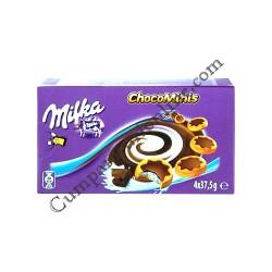 Biscuiti Milka ChocoMinis 37,5 gr.