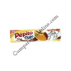 Biscuiti Pepito Disko Choco 157 gr. LU