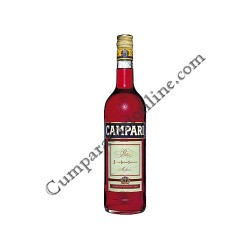 Bitter Campari 25% vol. 0,7l.
