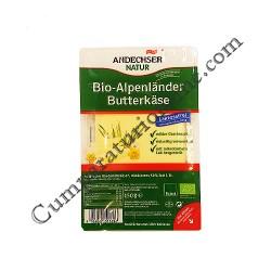 Branza Bio Butterkase felii Andechser 150 gr.