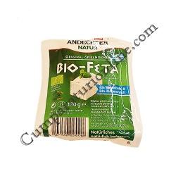Branza Feta Bio 45% grasime Andechser 180 gr.