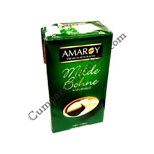 Cafea macinata Amaroy Milde 500 gr.