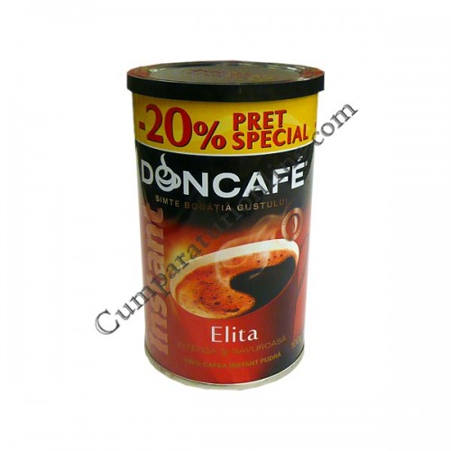 Cafea solubila Doncafe Elita 100 gr.