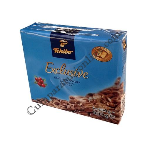 Cafea Tchibo Exclusive 2x250 gr. macinata