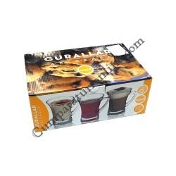 Cana cafea Gurallar Truva Modelia 220 ml 6buc/set pret/buc.