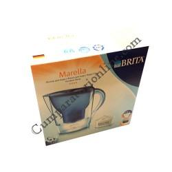 Cana filtranta Brita Marella Cool albastra 2,4l.