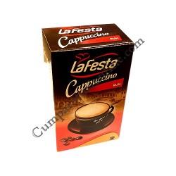 Cappuccino LaFesta rom 10x12,5 gr.