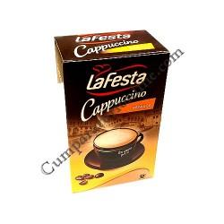 Cappuccino LaFesta vanilie 10x12,5 gr.