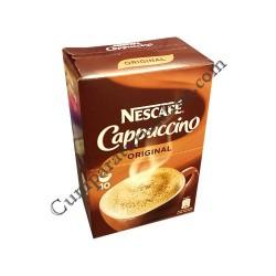 Cappuccino original Nescafe 10x13 gr.