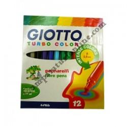Carioci Giotto Arhi Design 12 buc.