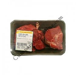 Carne manzat pentru supa tavita pret/kg.