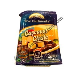 Cascaval clasic Five Continents 400 gr.