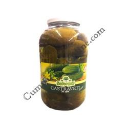 Castraveti in otet Naturavit 4100 gr.