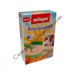 Cereale cu portocale Buna dimineata Milupa 200 gr.
