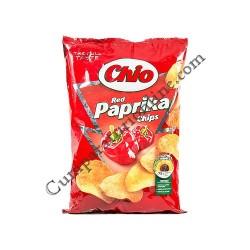 Chio Chips ardei 140 gr.