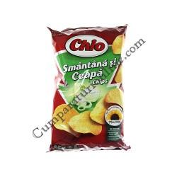 Chio Chips smantana si ceapa 140 gr.